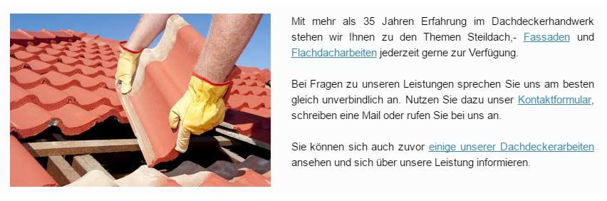 dachreparatur in 22926 Ahrensburg
